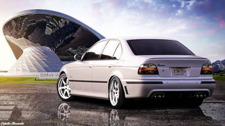BMW E39 (Remake) 2