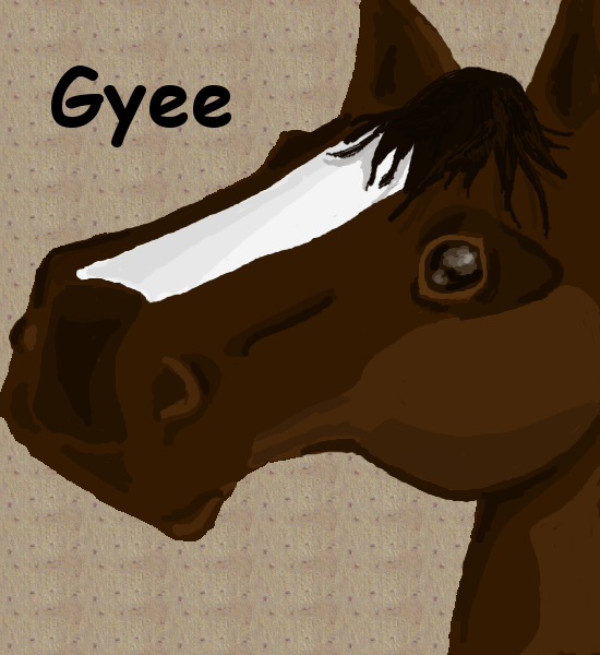 Gyee Avvie by GreatestAllie