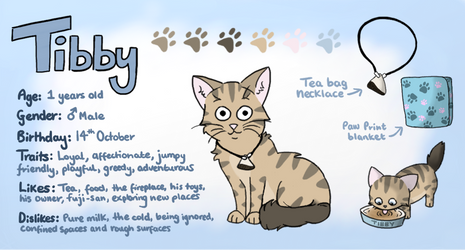Tibby Reference by GreatestAllie