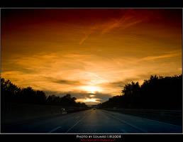 The Longest Road by Eduard-I