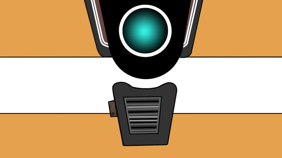 Claptrap Iphone Wallpaper