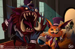 Mr Gnar and Hyde