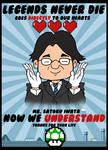 Thanks Mr. Iwata