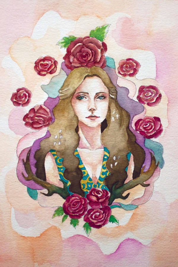 Rose of Highgarden by cielomerde