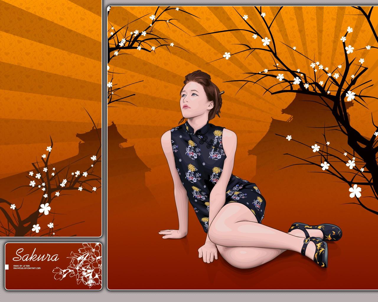 Sakura.pva.wall by maxyrius