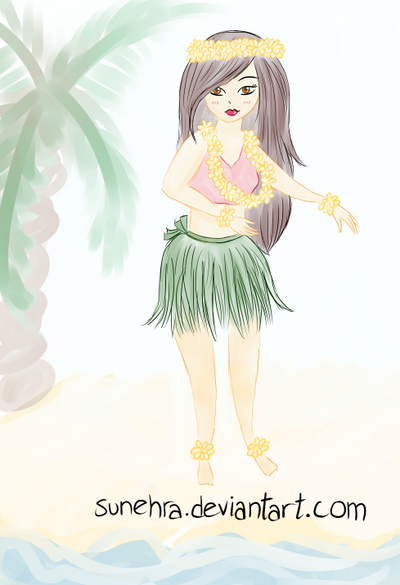 Hula by Sunehra