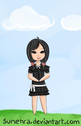 Ourworld Character - Yuunachi by Sunehra