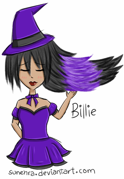 Ourworld - Billie by Sunehra