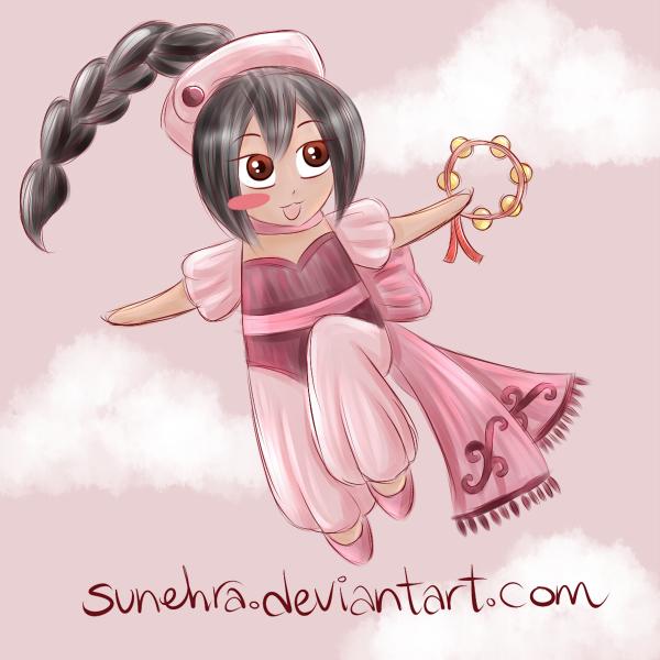Sumomo by Sunehra