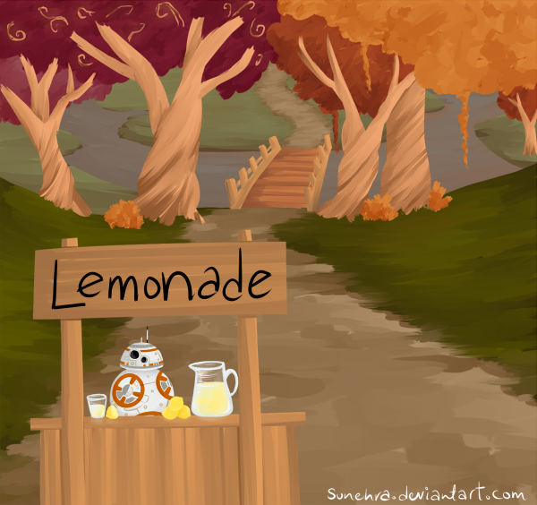 Lemonade by Sunehra