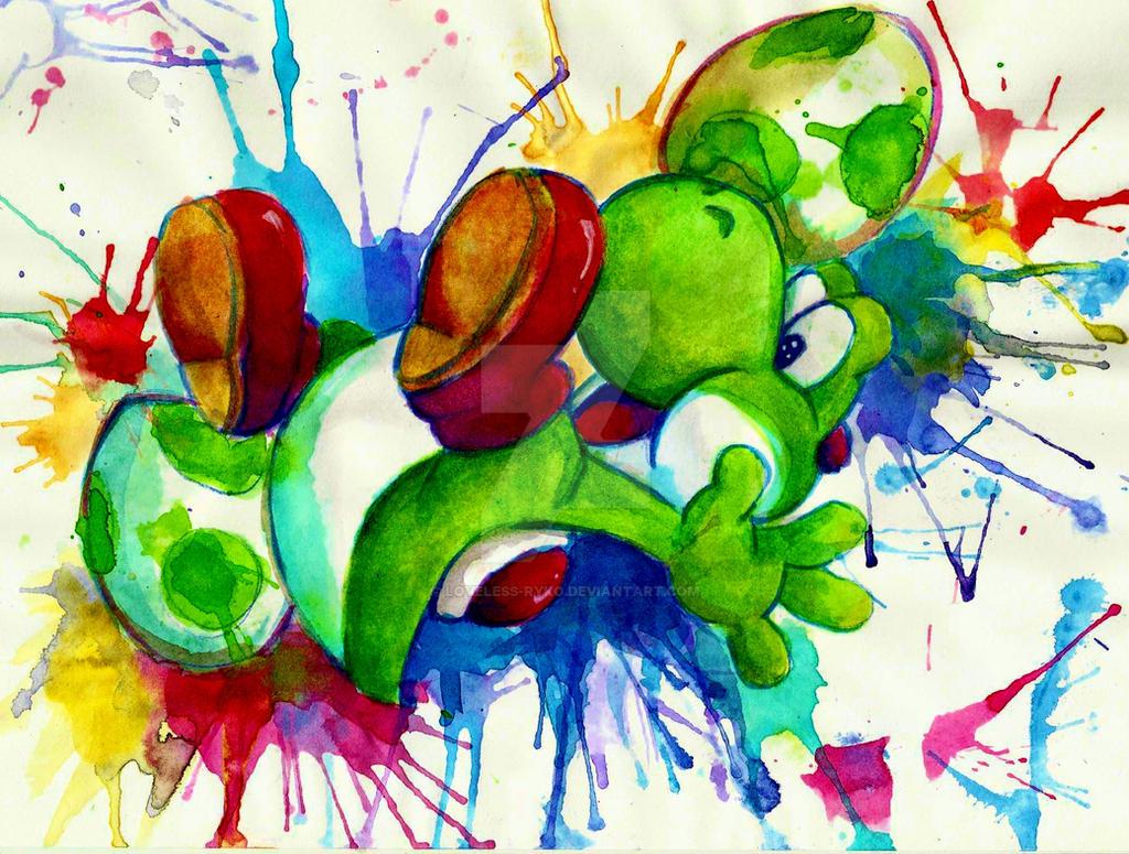 Yoshi by Loveless-Ryko