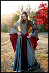 Elven Gown 3 by Manwariel