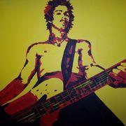 sid on bass by markcrossey
