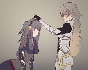 Kamui and Shara