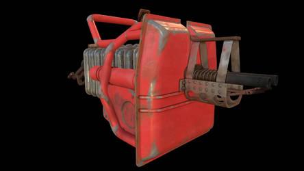 Flamethrower/Junker Gun