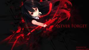 Akame ga kill Akame Wallpaper HD 1600x900