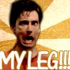Icon: MY LEG by EmonyJade
