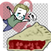Icon: Dean loves pie. edit by EmonyJade