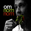 Icon: OM NOM NOM by EmonyJade