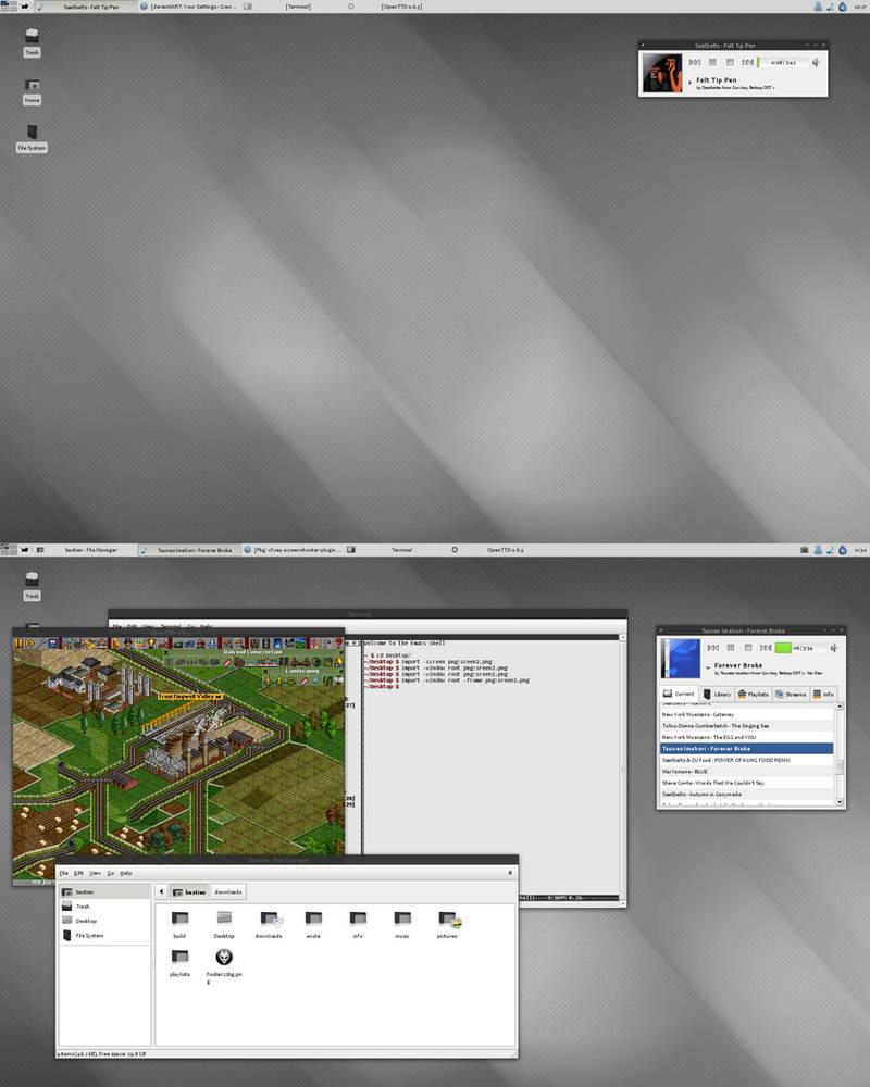Desktop 11 by Dapounet