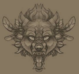 Headshot Sketch by BettRen