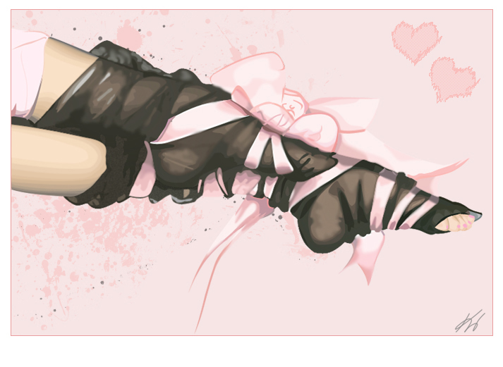 Courtney Love by kaarolcia