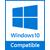 Windows 10 Compatible Seal.
