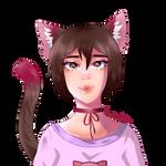 Keiko the Meif'wa - Aphmau OC