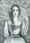 Elisa - ''the Peony Princess''