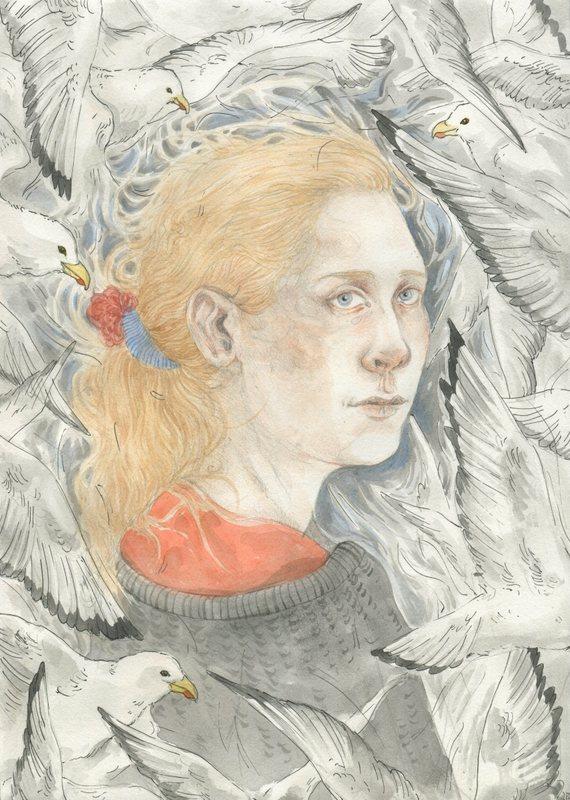 Seagulls by Gawarin