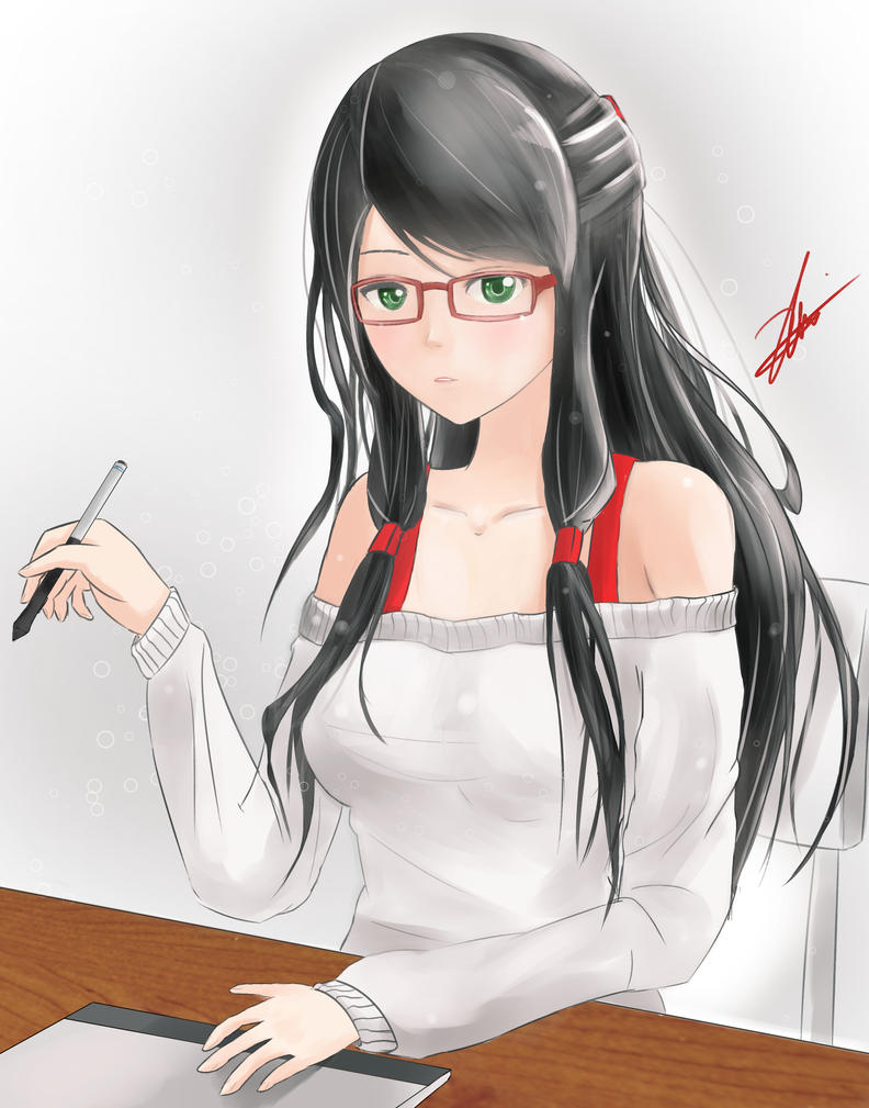 Redraw what should i draw today by eazypanda on deviantart for What to draw today