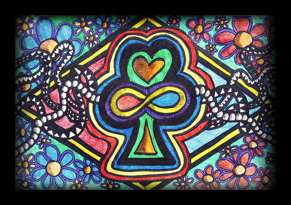 Infinity Ankh by mintdawn