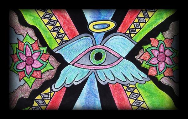 Angel Eye by mintdawn