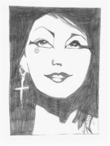 Death from Sandman by mintdawn