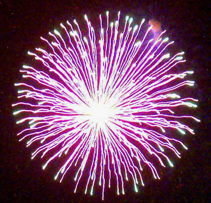 2006 Firework 2 by mintdawn