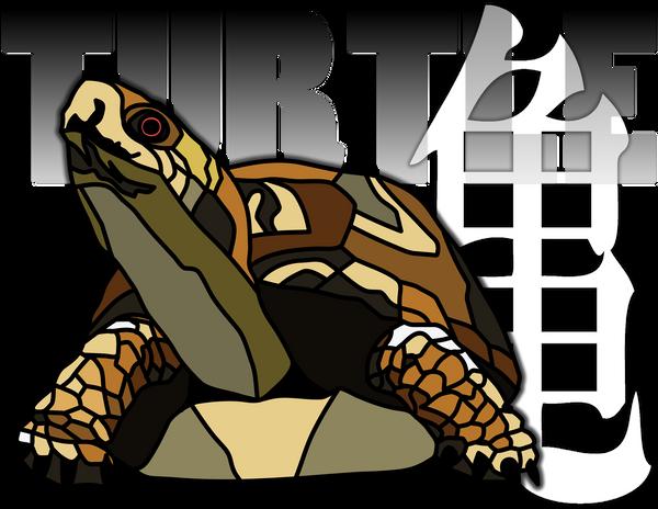 Turtle Powa by mintdawn