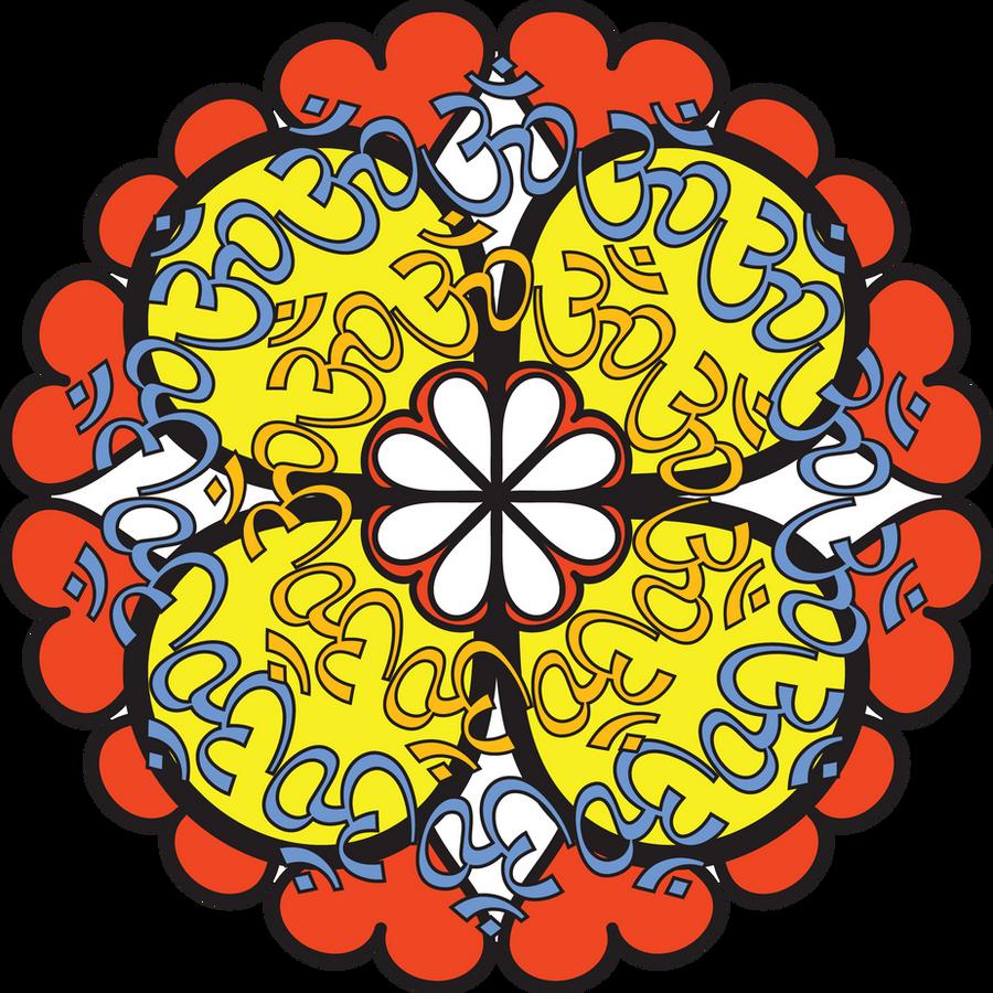 Mandala 2 by mintdawn