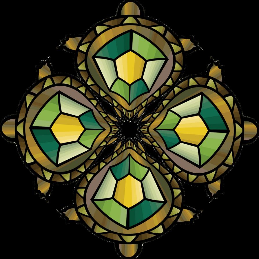 Gem Turtles by mintdawn