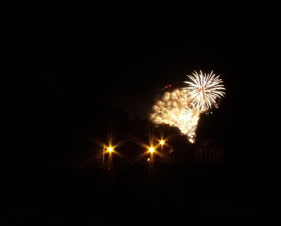 Fireworks DL 2 by mintdawn