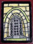 Stone Doorway ATC