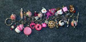 Treats and Sweets Charm Bracelet 2