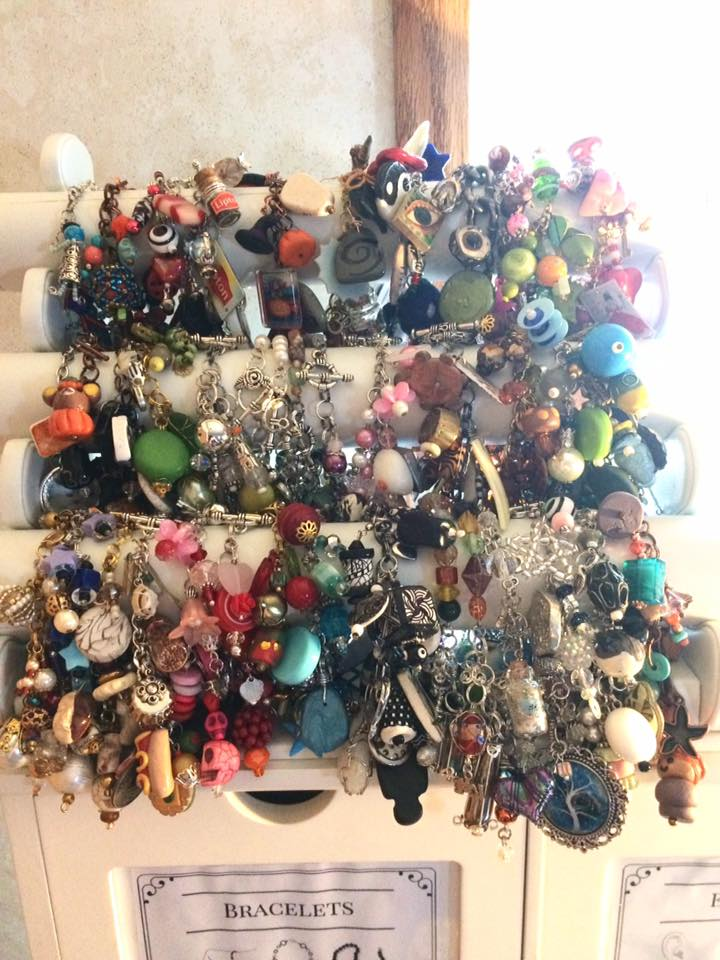 Charm Bracelet Collection by mintdawn