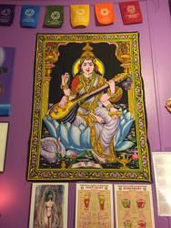 Purple Massage Room