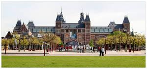 Rijksmuseum by bsilvestre