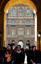 Paris - Louvre by bsilvestre