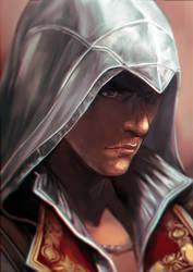 Ezio by narcissusid