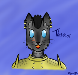 Thennor by Dyonys97
