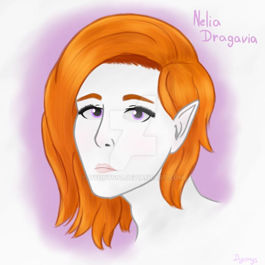 Nelia by Dyonys97