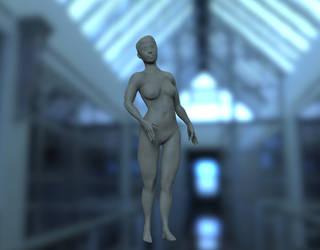 Female Anatomy exercise