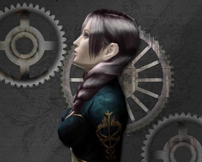 Mechanical Heart by Lilacatz